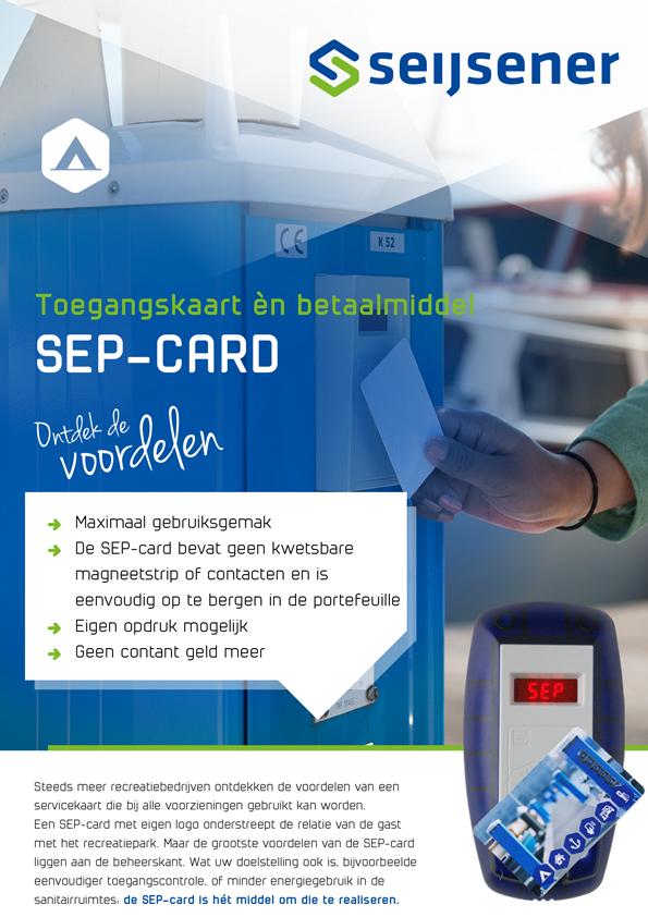 Seijsener uw technische specialist voor SEP-card