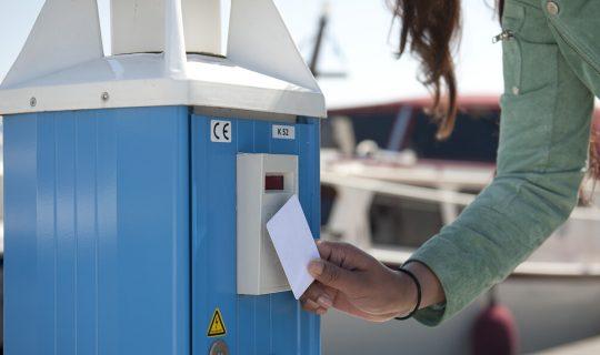 Seijsener Rekreatietechniek - camping - bungalowpark - gemeente - overheidsinstallaties - Totaal Installateur - betaal - en - beheersystemen- sep card