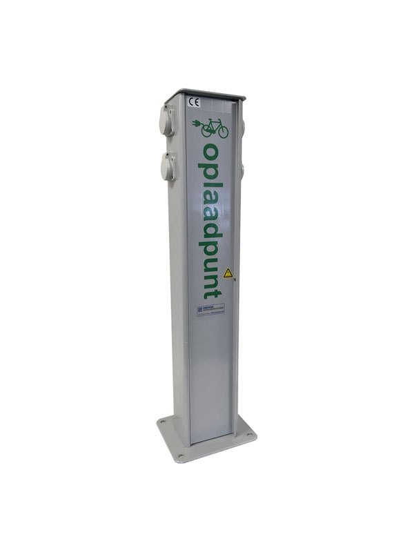 Seijsener-Fietslaadpaal-FLP-850-grijs-zonder-slot