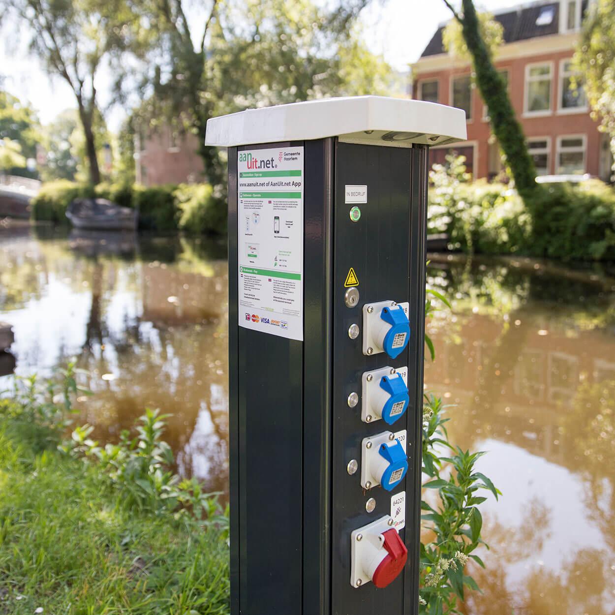 Seijsener-techniek-involtum-AanUit.net-op-afstand-betalen-jachthaven-liggeld-betalen-haventechniek-betaalsysteem-gemeente-Haarlem