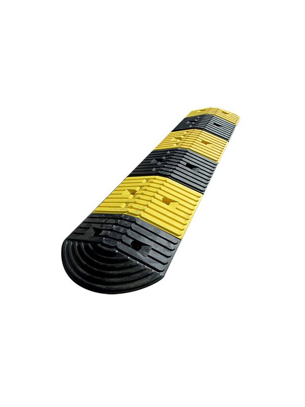 Seijsener-verkeersdrempel-geel-zwart-1m