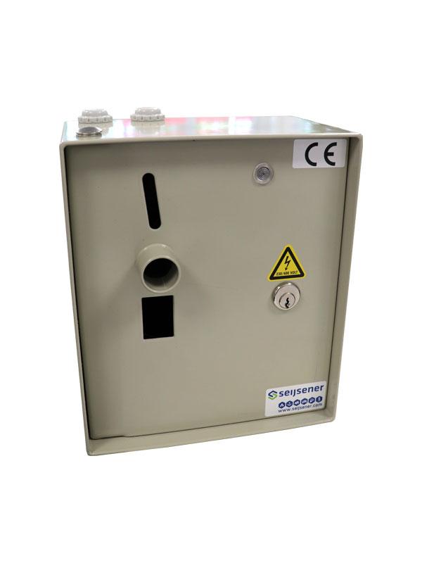 Muntautomaat 2mm RVS excl. mpr 24VAC/DC