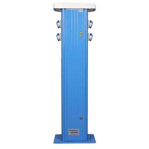 Seijsener-pacific-jachthaven-voetplaat-blauw-paalmuts-4-cee-ledkap-WS0030101634B
