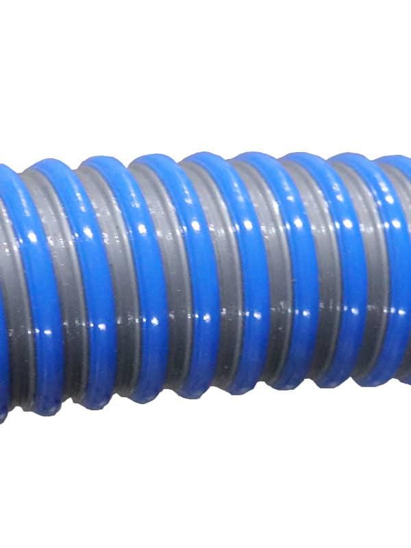 PVC Z/P Slang inw.25mm blauw