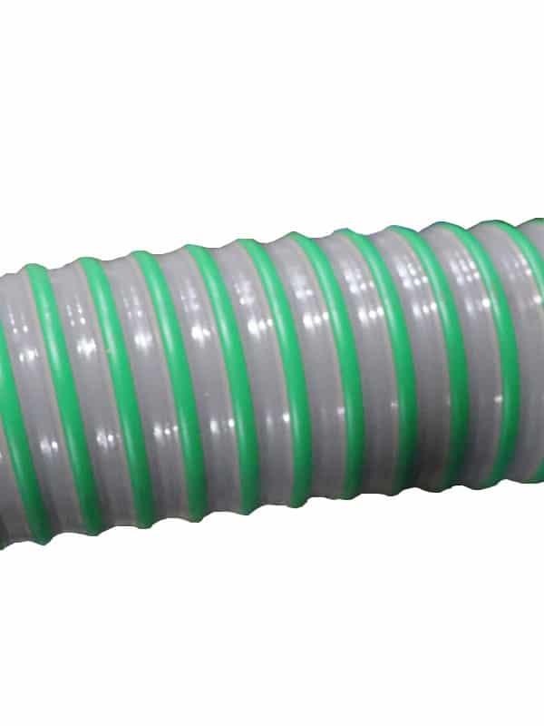 PVC Z/P Slang inw.25mm groen oliebestendig