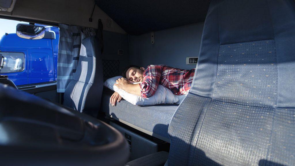 Seijsener Techniek Truckstroom vrachtwagen