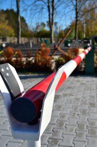 Seijsener Techniek slagboom Vakantiepark 't Urkerbos