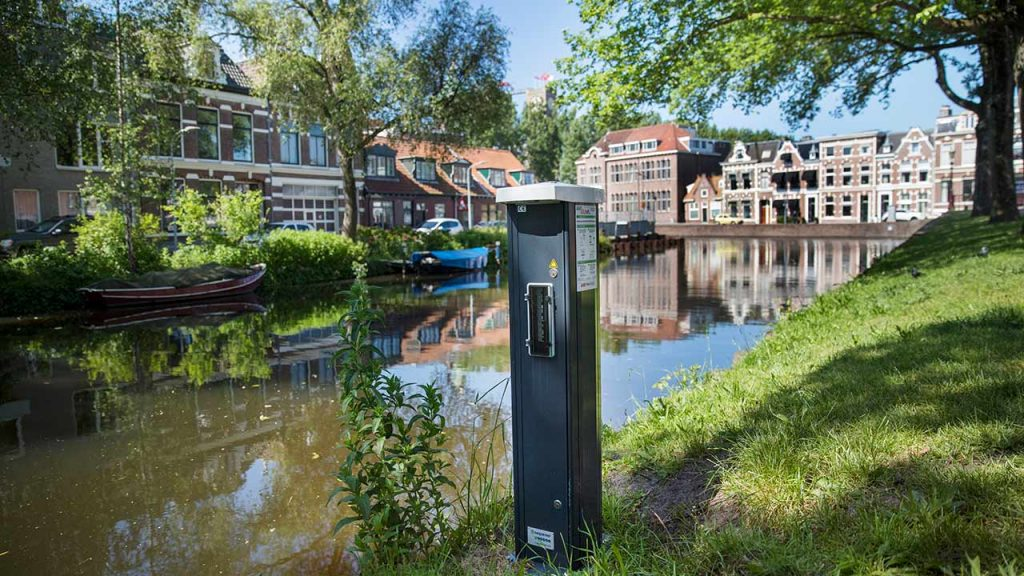 Seijsener marina services products marina pedestal atlantic Yoreon payment with app Haarlem
